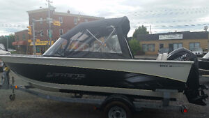 LEGEND 20 XCALUBER WITH 115 HP $145 .00 BI WEEKLY TAX IN