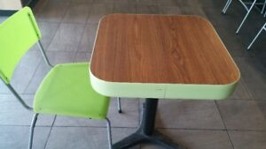 chair, bar stool, table top starting from 20$