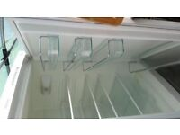 Tall White Miele Fridge Freezer