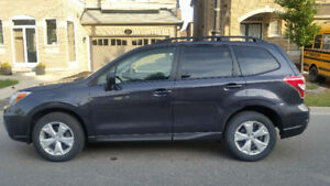 2014 SUBARU FORESTER, 132000 KM, $13,500 - PRICED TO SELL
