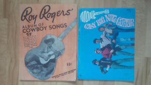 Roy Rogers / Monkees Music