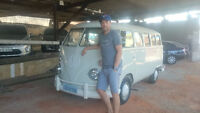 Imported Volkwagen 1970, 15 Window, Original Kombi Bus 4 Sale
