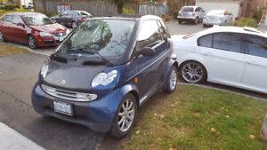2006 Smart Fortwo CDI Convertible