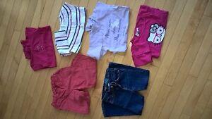 Lot vêtements fille mi-saison 3 ans