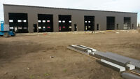 NEW INDUSTRIAL BAY 2000-16000 SQFT WAREHOUSE WITH LOTS OF STORAG