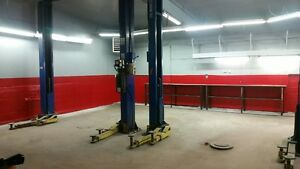 Two Bay Garage for Sale or Lease