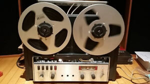 Magnetophone Revox A-77 Reel to Reel recording player