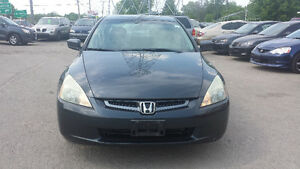 2005 Honda Accord LOW KM ***SAFETY&E-TEST***5495$