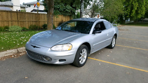 Mechanics Special! Rare 2001 Sebring Coupe ~ $1395 OBO!