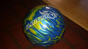 Bowling Equipment (mens shoes, 2 balls and a carry bag) $80