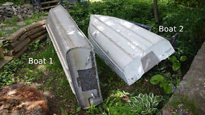 Price lowered - 1 Used but good 12' aluminum boat