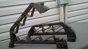 Barrecrafters Ski rack