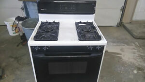 Gas stove works great but needs a good cleaning