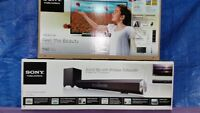 "Sony 32"" LED Home Theatre System (unused still in boxes)"
