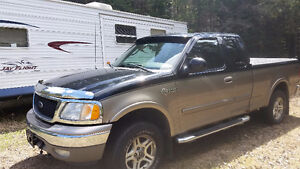2003 Ford F-150 4x4 Heritage Edition