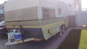 1977 prowler pull behind trailer
