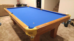 Stan The Man - Professional Pool Tables Installer. Edmonton Edmonton Area image 4