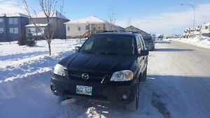 2006 Mazda Tribute GS SUV, Crossover- Price reduced