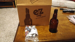 E-Z CAP BEER BOTTLES