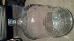 Crisa 18.9L glass carboy
