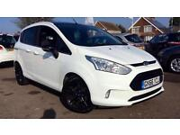 2016 Ford B-Max 1.0 EcoBoost Zetec White Editi Manual Petrol Hatchback