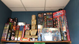 Cakes and kits for your firework needs