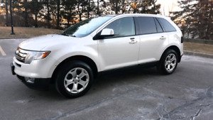2010 FORD EDGE SEL .. SAFETY.. LEATHER.. PANO ROOF.. NAVIGATION