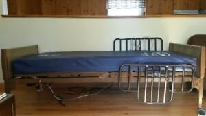NEW PRICE! Adjustable Hospital Bed