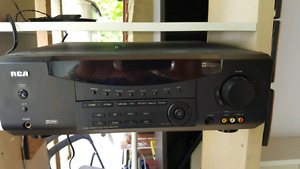 RCA  stereo receiver