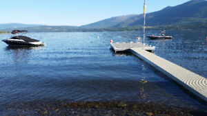 Cabin Rental with Private Beach and Dock, WATERFRONT!