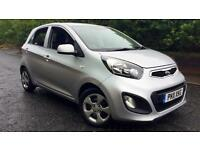 2011 Kia Picanto 1.0 1 5dr Manual Petrol Hatchback