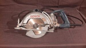 Bosch wormdrive circular saw