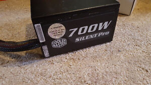 Coolermaster Silent Pro 700W Power Supply
