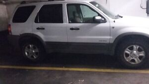 2002 Ford Escape XLT Leather SUV