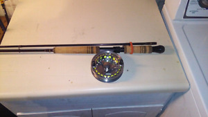G loomis fishing rode and reel