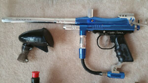 Paintball Gun Markers, Tanks, and Accessories