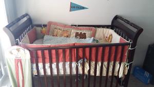 Baby crib  180 obo