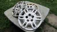 MUST SELL 4 Dodge 15'' Wheel Covers