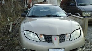 2004 Pontiac Sunfire Sedan new lower price