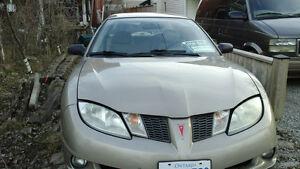 2004 Pontiac Sunfire Sedan new lower price
