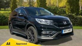 image for 2017 Honda CR-V 1.6 i-DTEC Black Edition 4WD 5dr (Nav)(Leather) Estate Diesel Ma