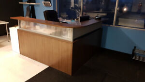 Reception Desk for Sale