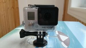 GoPro HERO 3+ Camera and  Accessories in new condition