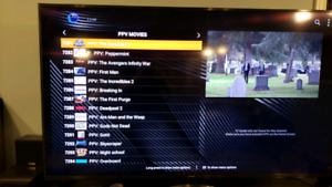 ULTIMATE CABLE CRUSHER TV SERVICE