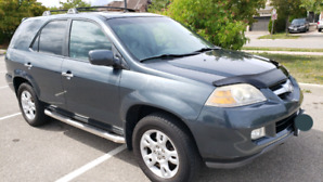 Clean and Well Maintained - Acura MDX