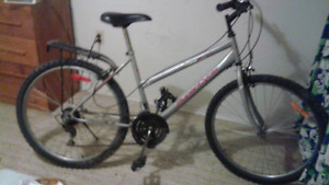 Hi. Adult MT Bike. Female. 15 Speed.