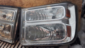 2006 Ford F250 Headlights and Tail lights Peterborough Peterborough Area image 2
