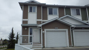 2 Storey End Unit Condo for Rent in Airdrie