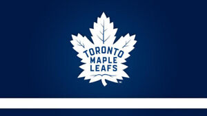 Toronto Maple Leafs GOLDS vs Boston Home Game 2 April 17