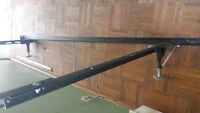Double-Ended Steel Bed Frame